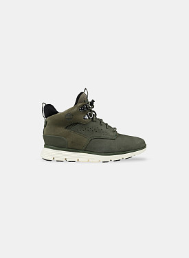Killington Mid Hiker Dark Green Nubuck PS