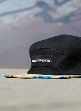 KLS 5-panel KLS Flower/Brim Toddlers