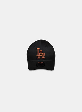 La Dodgers Essential 9Forty Black Toffee Toddler