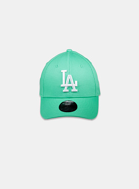 La Dodgers Essential 9Forty Green White Child