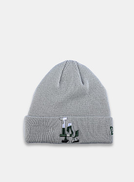 LA Lakers Essential Beanie Grey Camo Child