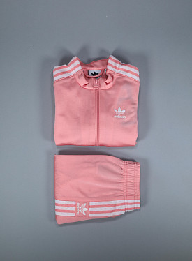 Lock up suit Glopink/white TS