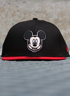 Mickey Mouse Black/Red Youth