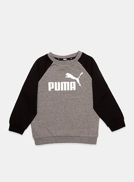 Minicats Raglan Jogging Black Heather TD