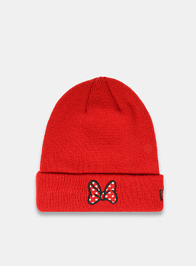 Minnie Mouse Essential Beanie Red Child