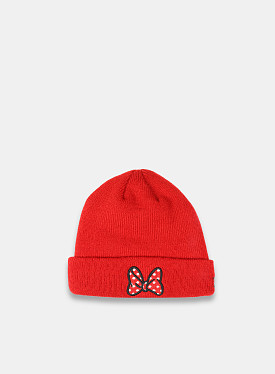 Minnie Mouse Essential Beanie Red Infant