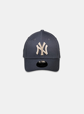 New York Yankees Essential 9Forty Graphite Stone Child