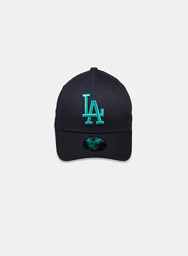 New York Yankees Essential 9Forty Navy Cyan Child