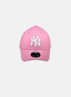 New York Yankees Essential 9Forty Pink White Child