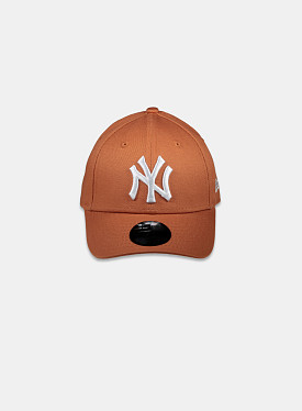 New York Yankees Essential 9Forty Toffee White Child