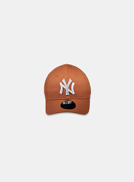 New York Yankees Essential 9Forty Toffee White Toddler