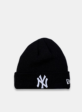 New York Yankees Essential Beanie Black White Child