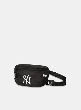 New York Yankees Mini Waist Bag Black