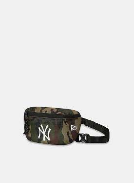 New York Yankees Mini Waist Bag Camo