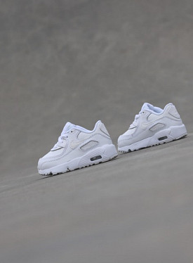 Nike air max 90 white/white TS