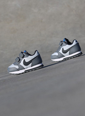 Nike MD Runner 2 White/Grey TS