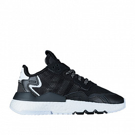 Nite jogger Black/White GS