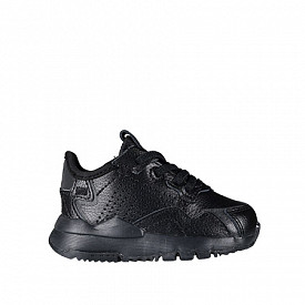 Nite jogger leather black TS