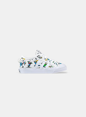 Nizza X Disney Sport Goofy White PS