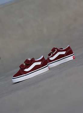 Old skool adorra-red  TS