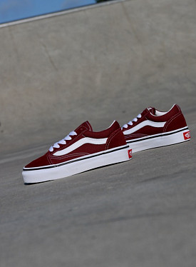 Old skool andorra- red PS