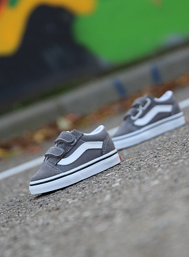 Old skool Asphalt/Grey TS