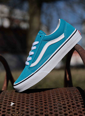Old skool caribbean-blue GS