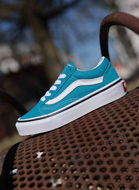 Old skool caribbean-blue PS