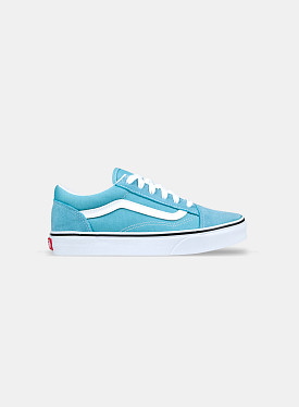 Old Skool Delphinium Blue True White GS