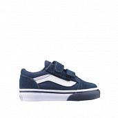 Old Skool Mono Blue Bumper TS
