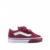 Old Skool Mono Bordeaux Bumper TS