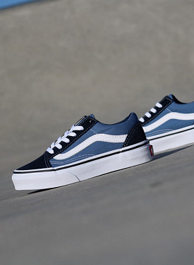 Old skool O.G Navy/White PS