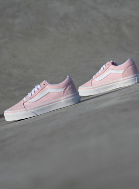 Old Skool Pink/White PS