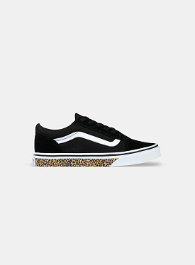 Old Skool Sidewall Black Leopard GS