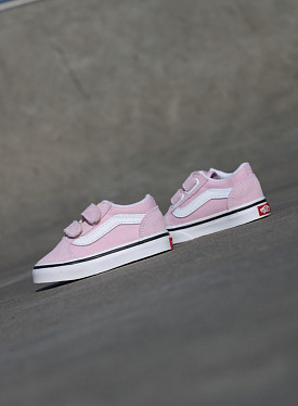Old skool Snow/Pink TS