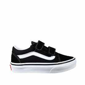 Old skool V O.G Black/white PS