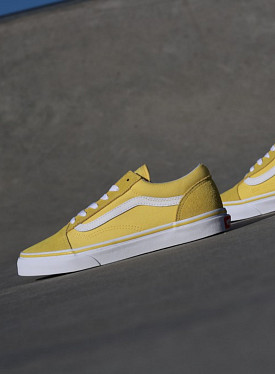 Old skool Yellow/White GS
