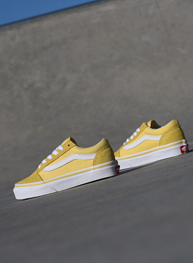 Old skool Yellow/White PS