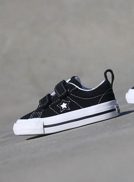 One Star 2v Ox Black/White TS
