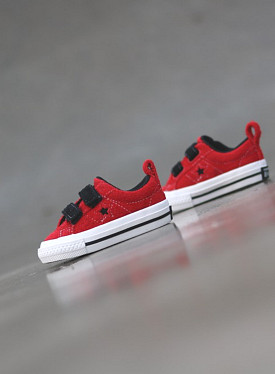 One star 2v Ox Red/Black TS