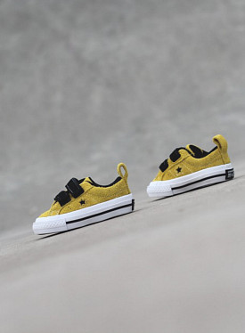 One star 2v Ox Yelow/Black TS