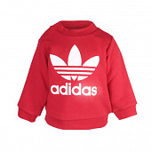 Originals Crew Neck Set Red/White TS