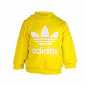Originals Crew Neck Set Yellow/White TS
