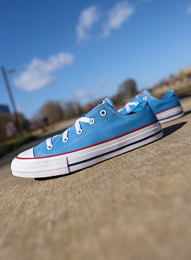 Ox garnet light blue GS