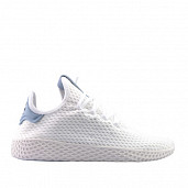 Pharell Williams Tennis Hu White/Creme Kids