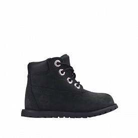 Pokey boot black/black ts