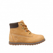 Pokey boot wheat
