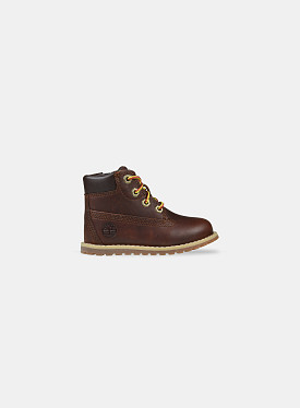 Pokey Pine 6 Inch Boot Brown TD