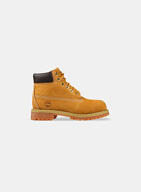 Premium 6 inch Boot Wheat Nubuck PS