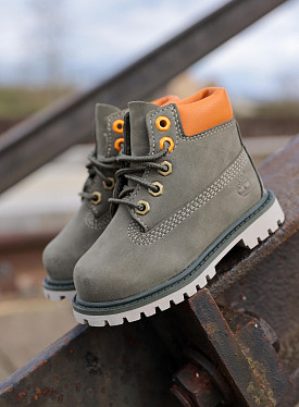 Premium boot dark/green TS